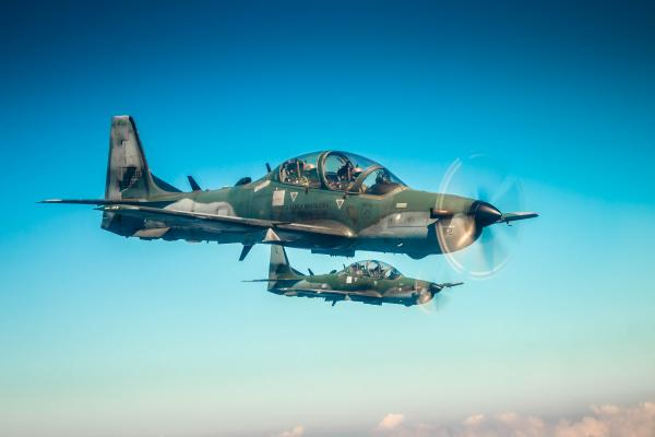 A-29 FAB Força Aérea Brasileira