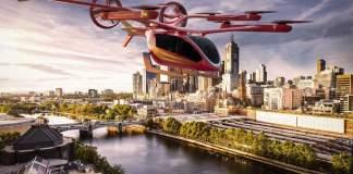 Embraer EVE Austrália