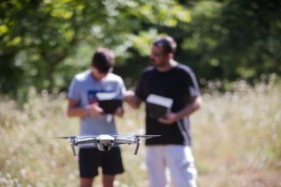 Initiation drone