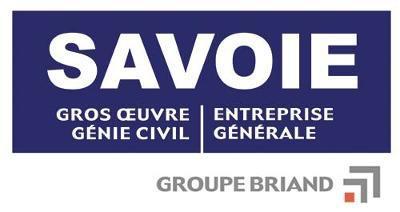 Logo Savoie groupe Briand