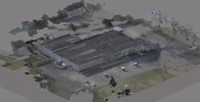 Scan 3D Carrefour Market