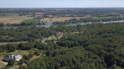 La Loire St Etienne de Chigny