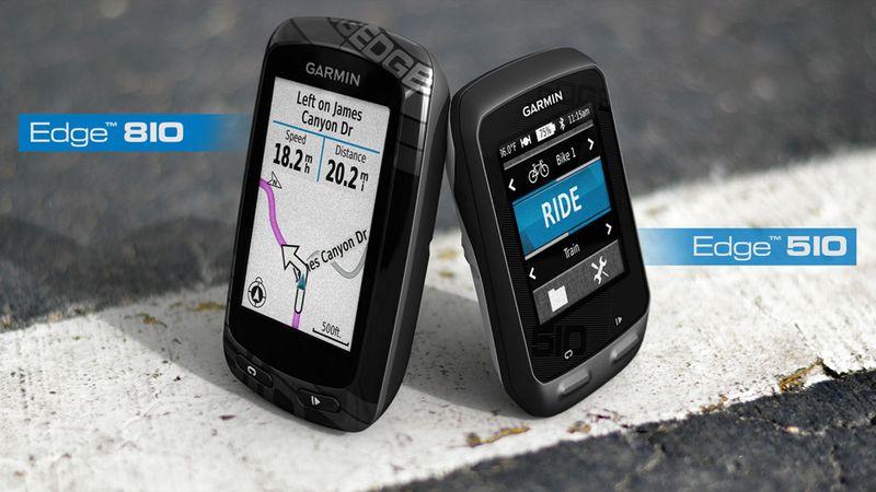 Garmin Edge 510 GPS Cycling Bicycle Computer
