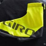 Giro also sent us thier Stopwatch Aero Shoe Cover