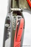 Cutaway of Look 795 Fork