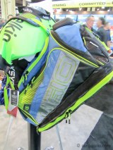 Ogio had a full stable of bags for those looking to get to transition more organized