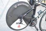 "Not the first time we have seen a remarked ""Bontrager"" disc"
