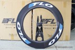 FLO 90 Rear Carbon Clincher