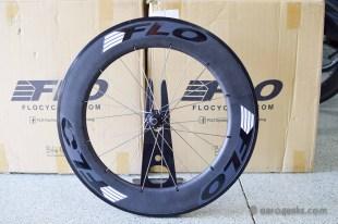 FLO 90 Front Aluminum Carbon