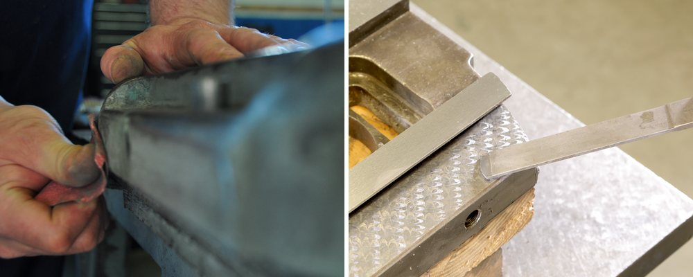 grinder refurbished by experienced technician