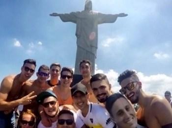 Chilenos en Brasil