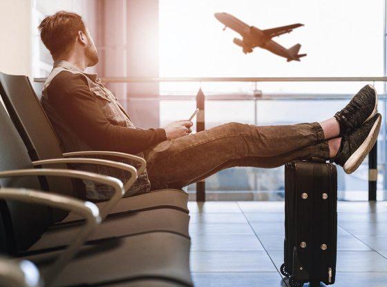 Escalas en viajes