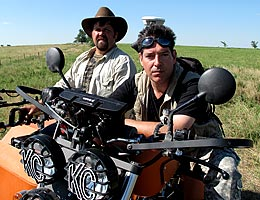 Meteorite Men/American Chopper