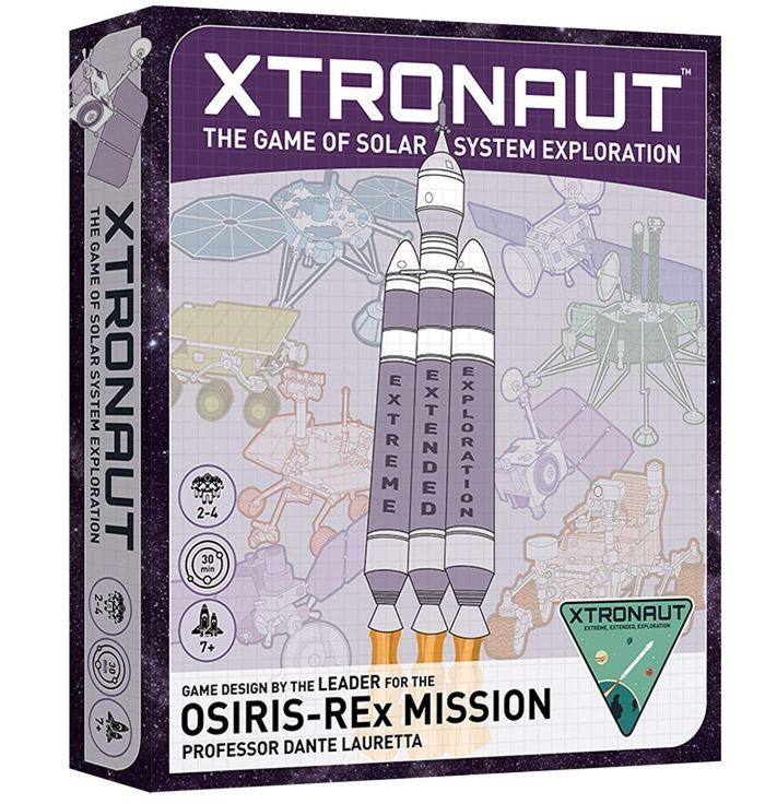 Xtronaut The Game of Solar System Exploration