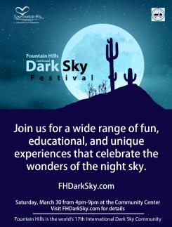 dark sky festival i