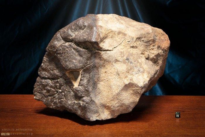 Stone Meteorite XXX 17.6k-4