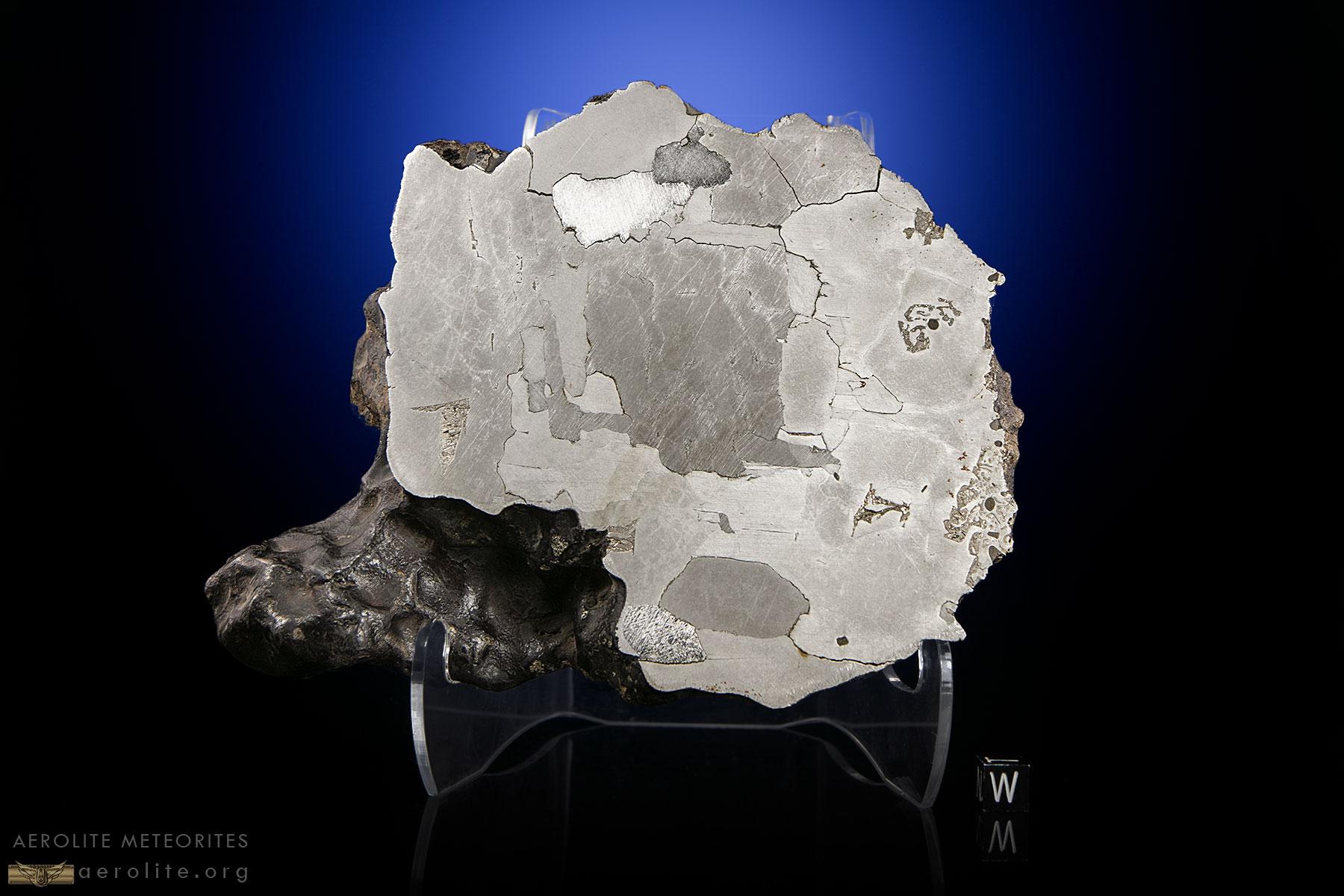 sikhote alin iron meteorite