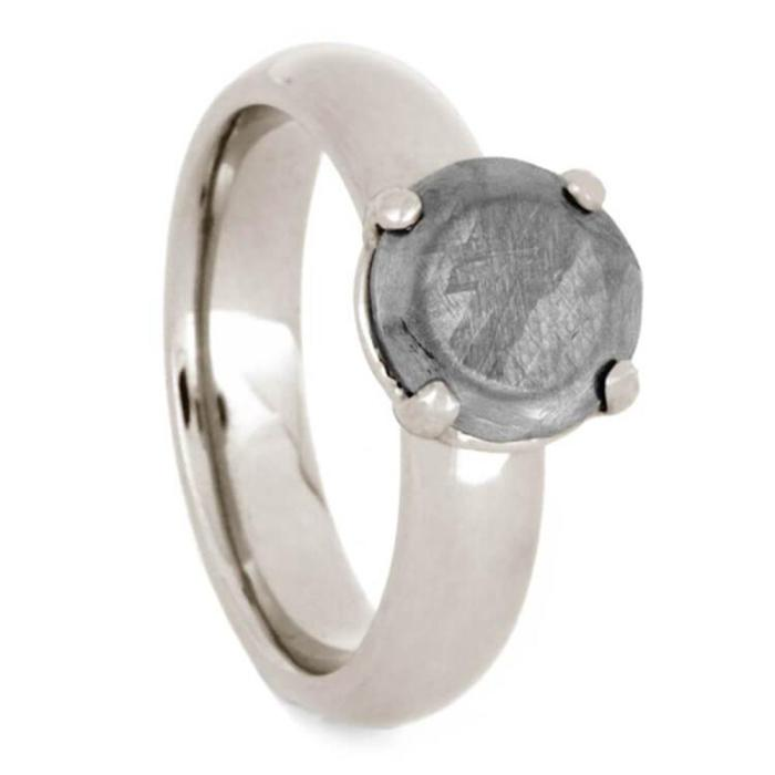 white gold band gibeon ring