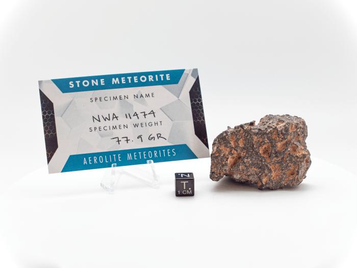 lunar meteorite nwa 11303