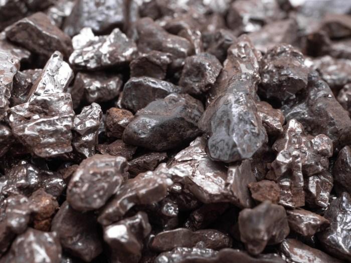 nantan iron meteorite 2