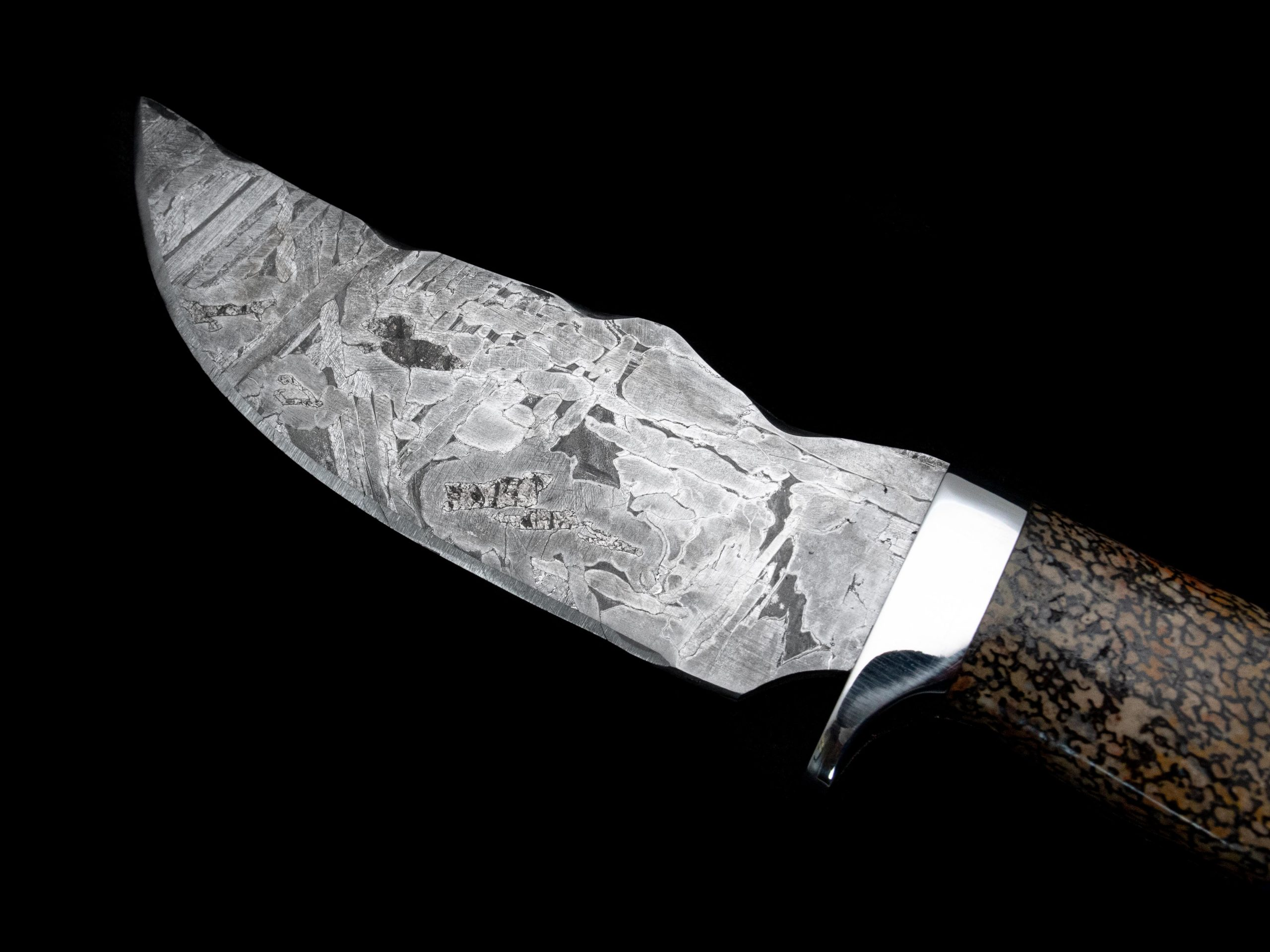 seymchan meteorite knife 461 3