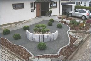 Vorgarten pflastern