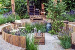 Garten günstig selbst gestalten