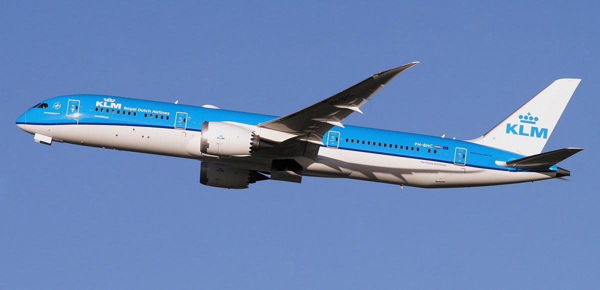 KLM Royal Dutch Airlines Boeing 787 Dreamliner