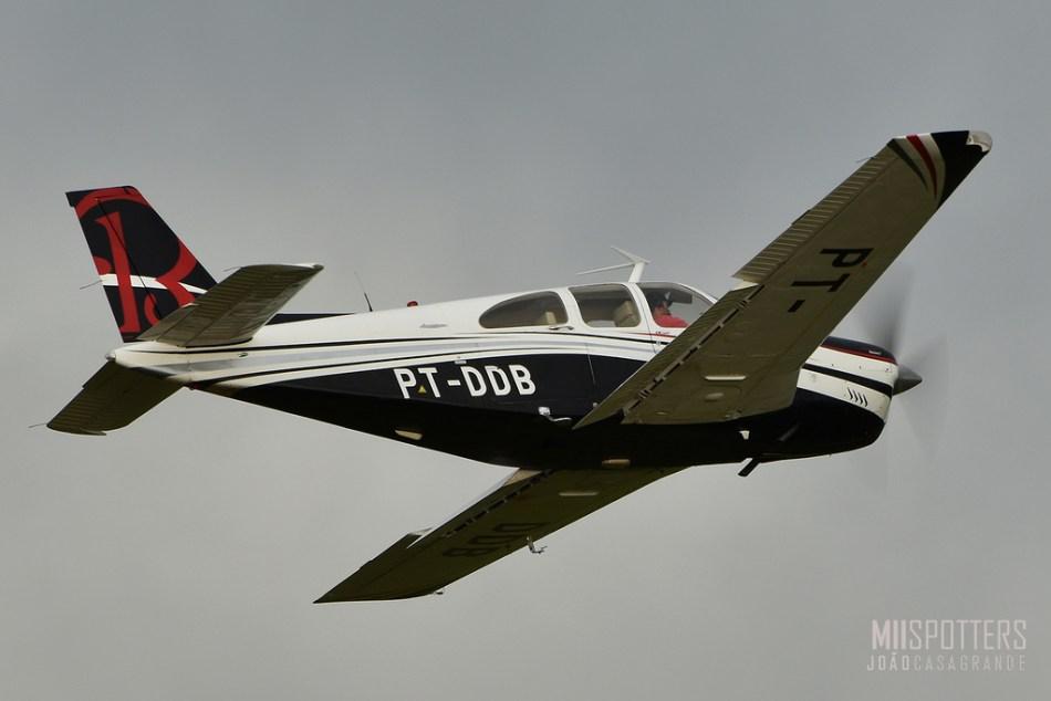 Beechcraft PT-DDB