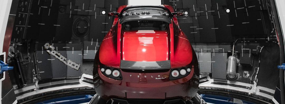 Tesla Roadster (SU Tesla Roadster)