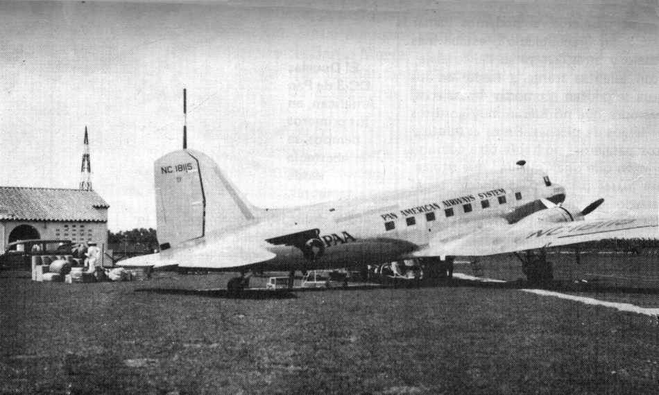 DC-3 PAA en ASU 1940