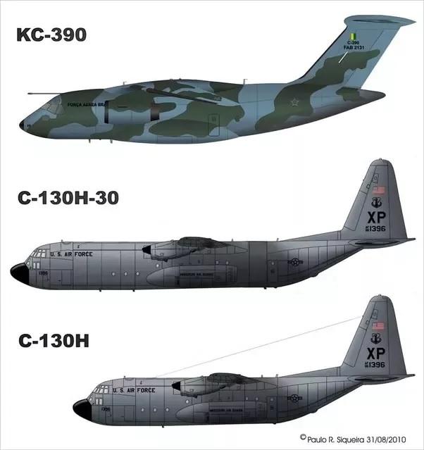 kc-390 vs c-130