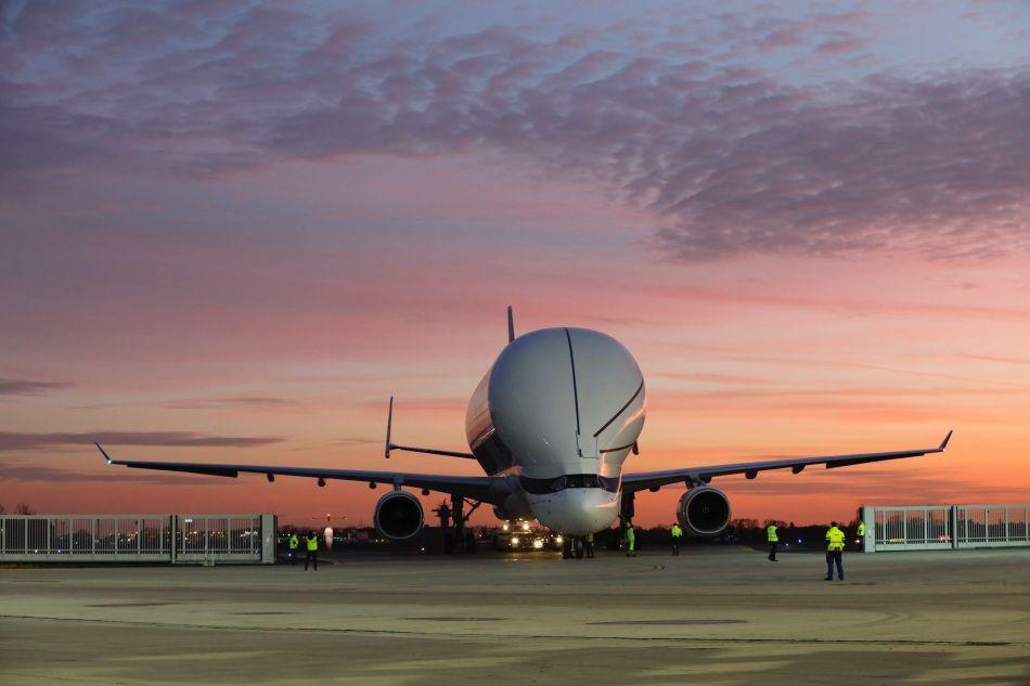 BelugaXL-Germany-landing1