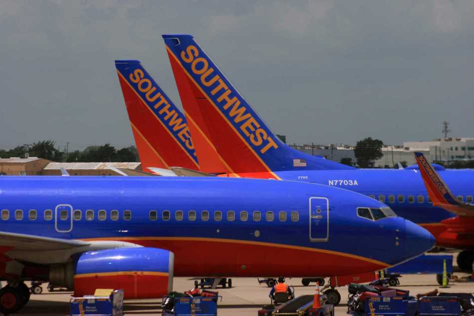 Southwest Airlines Hobby Airport
