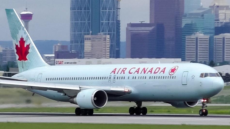 737 air canada