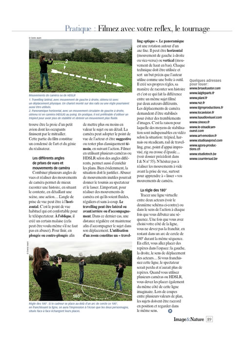 Article video2  image & nature n°56 page 3