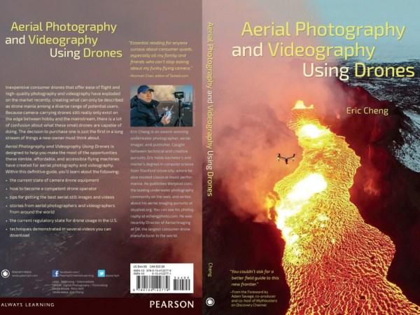 couverture du livre aerial photography & videography