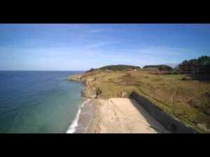 Plage de Samzun - Belle-île-en-mer (56) - mars 2016