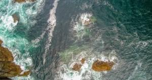 eaux tumultueuses
