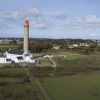 Grand phare de Goulphar à Belle-île-en-mer (56) - © Denis JEANT