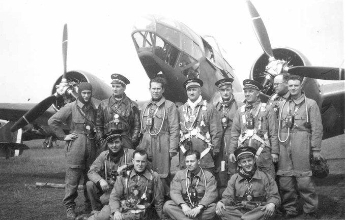 Le grand départ: de Delme vers la Somme. Sur les quatre équipages, deux vont disparaître.
