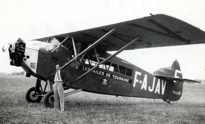 Le Potez 32 d'Air Touraine