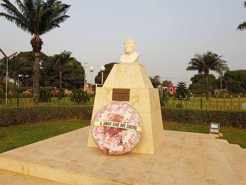 Commémoration du 13ème anniversaire de la disparition du Président GNASSINGBE Eyadéma