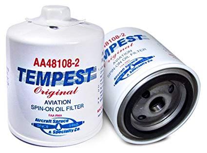 tempest filter