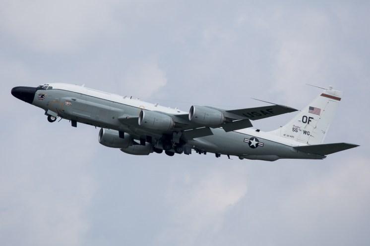 © Adam Duffield - RC-135W 62-4125 - KC-135 60th Anniversary