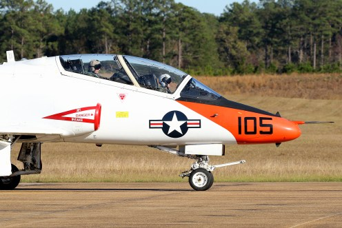 © Mark Forest - McDonnell Douglas T-45C Goshawk TAW-1 - US Naval Air Training Command