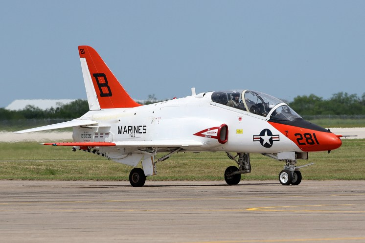 © Mark Forest - McDonnell Douglas T-45C Goshawk 165635 TAW-2 - US Naval Air Training Command