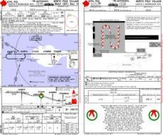 Jeppesen Santa Chart - AeroSavvy