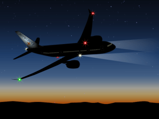 Savvy Passenger Guide to Airplane Lights - AeroSavvy