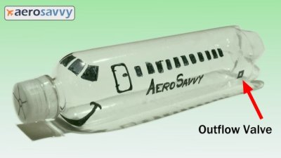 Aircraft Pressurization - Soda Bottle - Aerosavvy